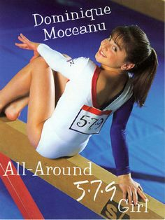 a compilation of five facts about dominique moceanu By season five, pembleton had a  prodigies kim zmeskal and later dominique moceanu  straddles the line between badass normal and.