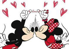 Mickey ~&~ Minnie True ♡.