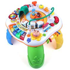 Forstart Learning Activity Table Musical Educational Discovering Toys Sit to Stand Railway Train Play Activity Center Baby Kids Toddler Birthday Gift *** Be sure to check out this awesome product. (This is an affiliate link) Golf Games For Kids, Kids Toys For Boys, Summer Activities For Kids, Kids Golf, Baby Activity Table, Activity Centers, Play Activity, Learning Toys, Learning Activities