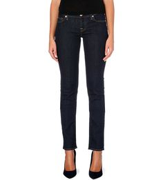 7 FOR ALL MANKIND - Roxanne skinny mid-rise jeans | Selfridges.com