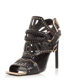 e8e97e3e2ad Ivy Kirzhner Ankle Strap Sandals - Valentin Hardware High Heel EDITORIAL -  Women s New Arrivals - Shoes - Bloomingdale s