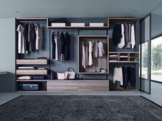 VARIUS. #interdema #walkincloset #design #interiordesign #Presotto #LucaTormena #дизайн #дизайнинтерьера