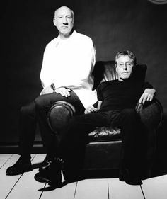 Mod Fathers: Pete Townshend and Roger Daltrey of The Who Music Is Life, My Music, Music Icon, British Rock, British Men, John Entwistle, Pete Townshend, Roger Daltrey, My Generation