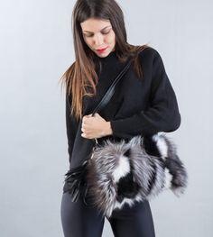 Kristin fox bag by GENA