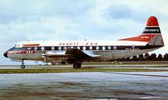 VH-RMJ Vickers 832 Viscount