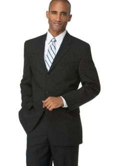 Men's Black 3 Button Polyester affordable suit online sale | MensITALY  Price: US $99