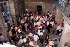 Nicolinas candidatas a Património da Unesco