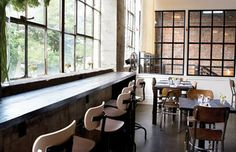 sitka and spruce, seattle.  An earthy modern menu for inspired tastebuds