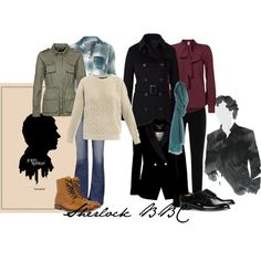 Sherlock nspired One of my favorite times in fashion history! The gorgeous hats, coats, bustles. parasols, etc... Nerd Fashion, Fandom Fashion, Fashion Outfits, Fashion History, Sherlock 3, Sherlock Holmes, Sherlock Cosplay, Sherlock Fashion, Casual Cosplay