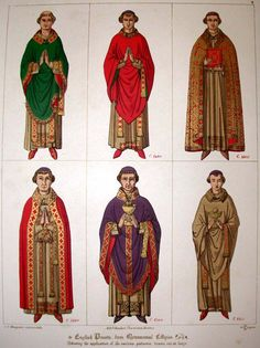 Medieval Vestments designed by A. Pugin Medieval Vestments designed by A. Priest Robes, Priest Costume, Catholic Priest, Roman Catholic, Medieval Clothing, Historical Clothing, Early Middle Ages, Historical Artifacts, Ancient Artifacts