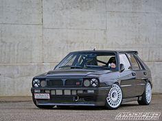 1990 Lancia Delta Integrale 16v