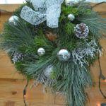 WeihnachtsZauber 2016 | Türkranz Obelisk, Christmas Wreaths, Holiday Decor, Nature, Organic Farming, Home And Garden, Plants, Xmas, Christmas Swags