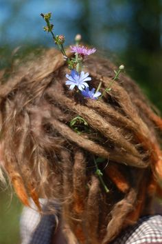 if you're going to san francisco, be sure to wear some flowers in your hair