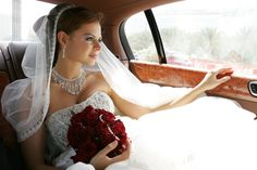 Madinat jumeirah Resort, Dubai - Weddings - Bride Car