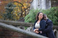 Kathryn and Eric – Engagement Session – Mellon Park and Shadyside | Kristen Wynn Photography