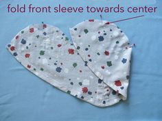 Ready for another sleeve variation? The tulip sleeve is as pretty as its namesake flower! This variation doesn't change the sleeve shape, so it sews beautifully into your garment. Sewing Tutorials, Sewing Patterns, How To Fold Sleeves, Tulip Sleeve, Learn To Sew, Flower Petals, Make Your Own, Tulips, Two By Two