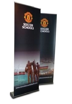 Orient SINGLE Roller Banner Stands Cassettes with Graphics