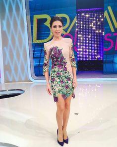 Ilinca Vandici in rochia Blumarine --> Bodycon Dress, Formal Dresses, Fashion, Dresses For Formal, Moda, Body Con, Formal Gowns, Fashion Styles, Formal Dress