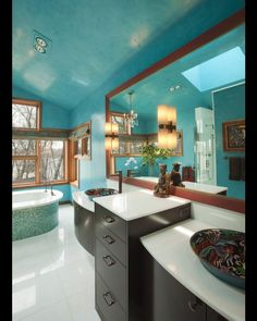 Turquoise and Brown Bathroom Ideas, aqua brown bathroom - Write Spell