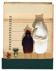 Oliver Jeffers - Picture Books - The Great Paper Crane