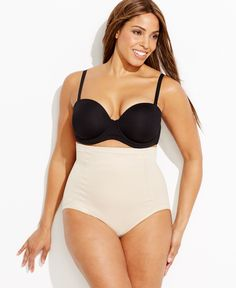 Miraclesuit Shapewear Firm Control High-Waist Brief 2924