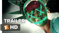 The Purge: Election Year Official Trailer #1 (2016) -  Elizabeth Mitchel...