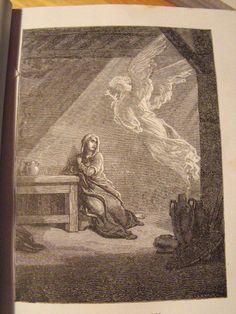 L'Imitation de Jésus-Christ  l'Abbé De Lamennais - illustr. Gustave Doré - 1911