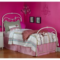 Sparrow Iron Trundle Bed