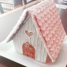 Quiero ser una galleta 🍪⛄🎄❄💜 #feliznavidad #gingercookies #gingerhouse