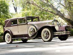 1931 Rolls-Royce Phantom I Imperial Cabriolet by Hibbard & Darrin