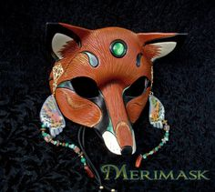 *This item is IN STOCK and available to ship immediately*    **Buy your mask from the artist other sellers copy! Dozens have learned the basics, but 25