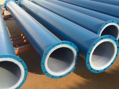 PTFE Lined Pipes & Fittings manufacturers in India    http://in.kompass.com/live/en/g53021001w3601050/pipes-tubes-ferrous-metals/pipes-tubes-stainless-steel-polytetrafluoroethylene-ptfe-lined-1.html
