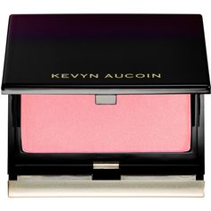 KEVYN AUCOIN The Pure Powder Glow (145 RON) ❤ liked on Polyvore featuring beauty products, makeup, face makeup, face powder and kevyn aucoin