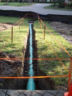 1000 images about drainage on pinterest yard drainage for Yard flooding problems