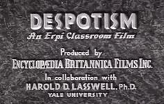 How to Know if Your Country Is Heading Toward Despotism: An Educational Film from 1946