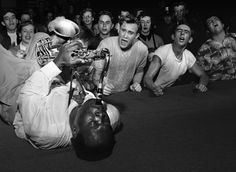 Bob Willoughby, Photographer. Big Jay McNeely, 1951.