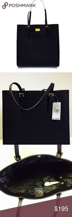 """MICHAEL KORS Tote Bag *Brand: Michael Kors  *Condition: New with tags  *Size: 13.5"""" x 4"""" x 14""""  ❗️BUNDLE FOR DISCOUNTS❗️ Michael Kors Bags Totes"""