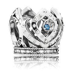 Elsa Crown Charm by PANDORA