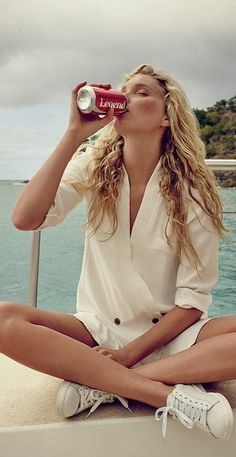 Summer vacation style inspiration via Free People's April Catalog