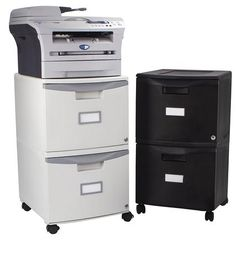 Mobile Filing Cabinet with Lock, Letter/Legal Size Only 10 In Stock Order Today! Product Description: Functional and lightweight, the Storex M Diy Home Office Furniture, Home Office Decor, Furniture Decor, Office Storage, Desk Organization, Organizing Ideas, Mobiles, Small Office Desk, Office Setup