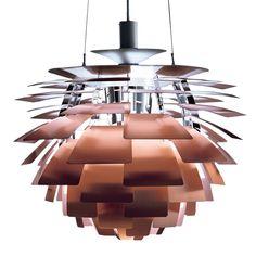 Poul Henningsen PH Lamp.  #SCS #Technology and Modernity
