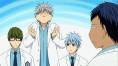 Kuroko no basuke Kise Ryouta, Kuroko Tetsuya, Kuroko No Basket, All Anime, Manga Anime, Haikyuu, Otaku, Desenhos Love, Susanoo Naruto