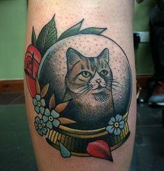 tattoo by Cassandra Frances