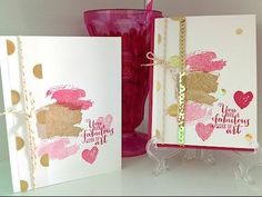 Simply Simple NOW OR WOW - Fabulous Work of Art Card by Connie Stewart