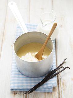 Recette de Crème anglaise au micro-ondes - Marmiton + http://www.marmiton.org/recettes/recette_creme-patissiere-au-micro-ondes_30764.aspx