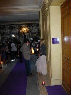 Soirée Vogue Fashion Night Out - Showroom Caroline De Marchi - 217 rue Saint Honoré