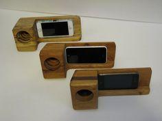 IPhone-Verstärker, akustische IPhone Lautsprecher, IPhone Acoustic Verstärker, Telefon Verstärker