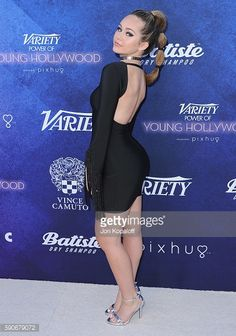 Nachrichtenfoto : Actress Brec Bassinger arrives at Variety's Power...