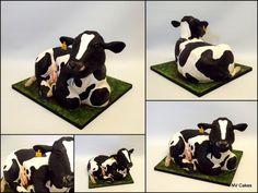 COW+CAKE+-+Cake+by+Nikki