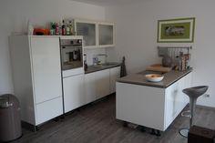 Wohnküche in 2-Zimmerwohnung München Oberschleißheim